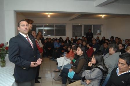 Inaugurán Módulo De Atención Ciudadana En Cuajimalpa Urbe